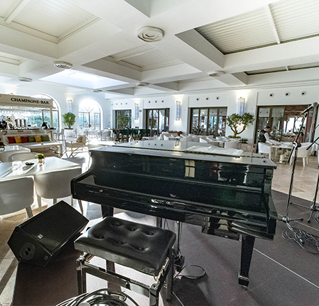 Restaurant with live music Marbella, Live Music